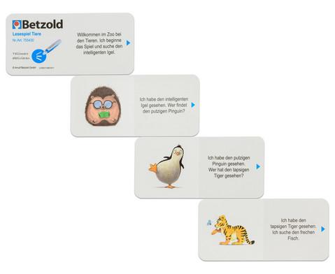Tellimero Lesespiel Tiere-2