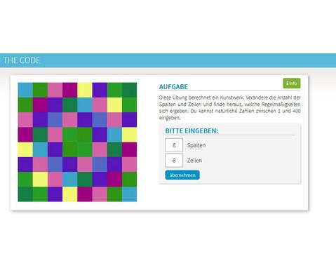 Interaktive Tafelbilder Mathematik und konkrete Kunst-20