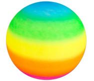 Regenbogen - Gymnastikball, Ø 1 m