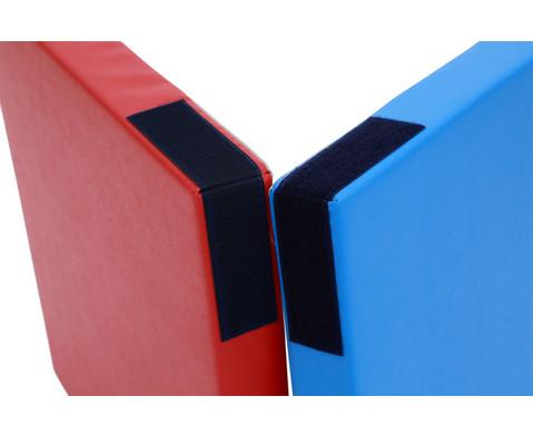 Regenbogen-Matten-Set 6 Stueck-15