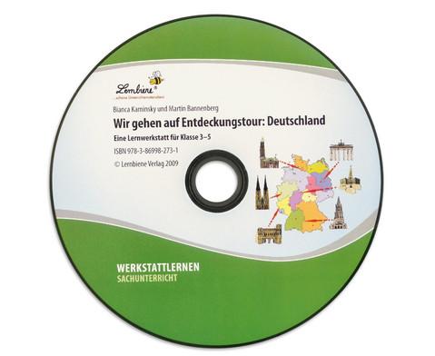 Lernwerkstatt Wir gehen auf Entdeckungstour Deutschland-7