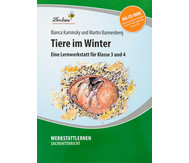 Lernwerkstatt: Tiere im Winter