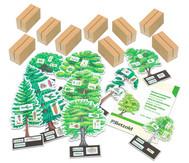 Bäume bestimmen leicht gemacht mit Holzaufstellern