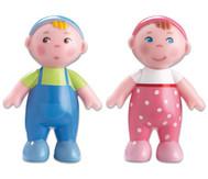 Biegepuppen – Babys Marie und Max