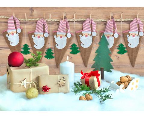 Weihnachtsbeutel Santa-4