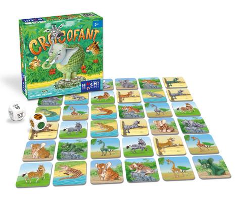 Crocofant - Memo
