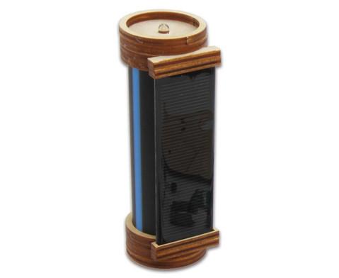 Wasserrohr-Solar-Taschenlampe Loetbausatz-1