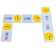 Uhrzeit Dominos