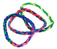 Textil-Armband, 48 Stück