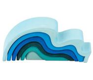 Bauset: Wasserwellen