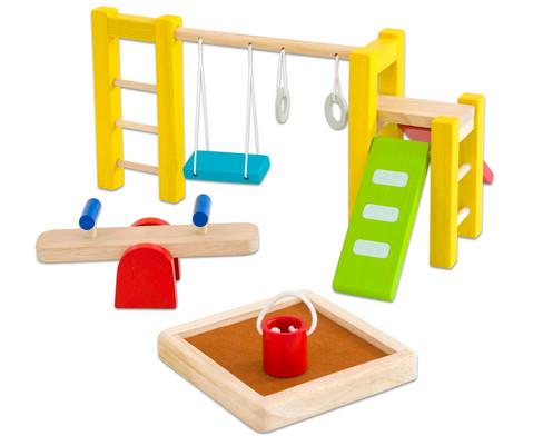 Puppenhausmoebel Spielplatz