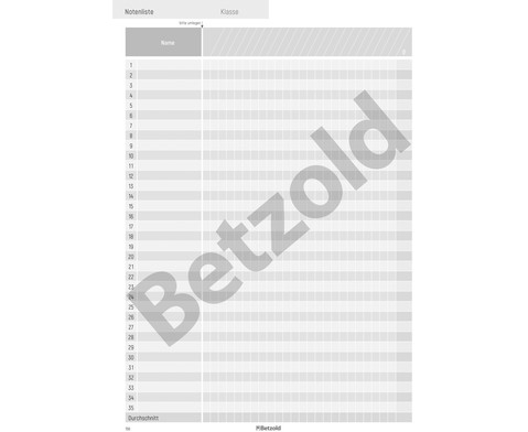 Betzold Schulplaner 2018-2019-6