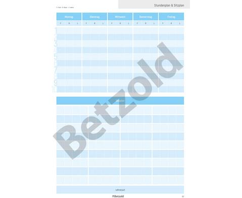 Betzold Schulplaner 2018-2019-12
