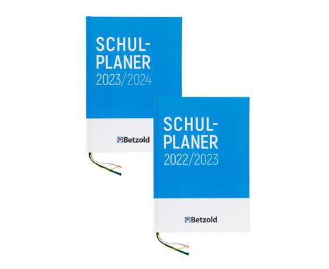 Betzold Schulplaner 2020-2021 DIN A4 plus