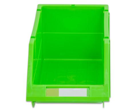 Stapelbox Set mit 9 Stueck - gruen klein-7