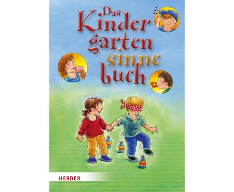 Das Kindergartensinnebuch