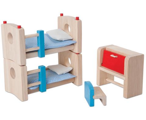 Puppenhausmoebel Kinderzimmer