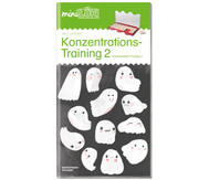 miniLÜK - Konzentrationstraining 2: für Vor- und Grundschulkinder