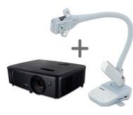 OHP 2.0 - Set: Betzold Objektkamera X6A + Optoma Beamer W330