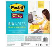 Post-it Big Notes neongelb