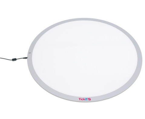 Lichttisch rund