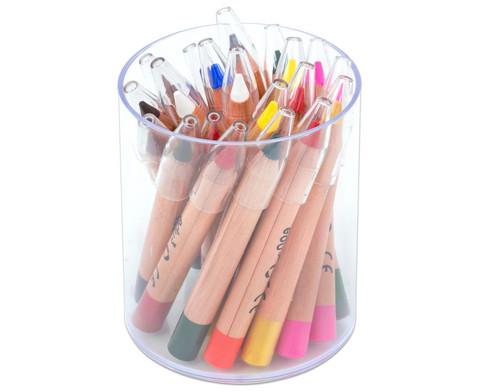 Schminkstifte im Koecher 20 Stueck