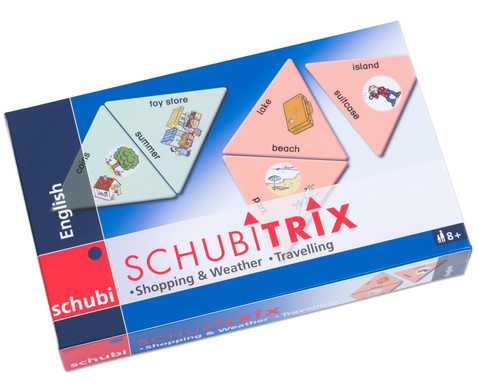 SCHUBITRIX English - Shopping  Weather Travelling