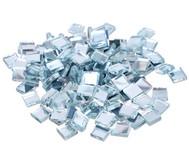 Mosaik-Spielgel-Steine, 10x10 mm, 125g