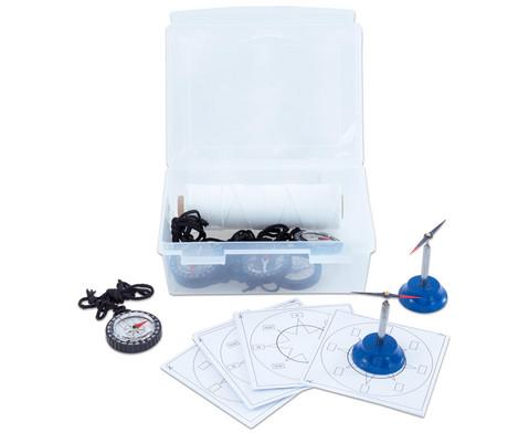 Experimentierkoffer Magnetismus und Kompass-7