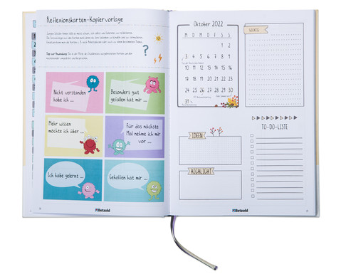 Betzold Design-Schulplaner 2018-2019 Hardcover-3