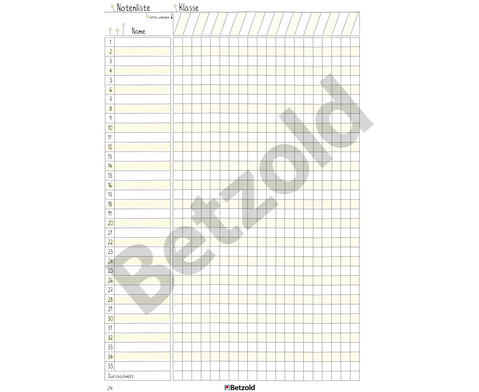 Betzold Design-Schulplaner 2019-2020 Hardcover DIN A4 Plus-8
