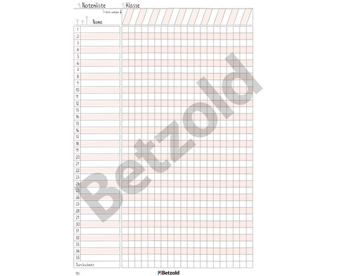 Betzold Design-Schulplaner 2019-2020 Hardcover DIN A4 Plus-11