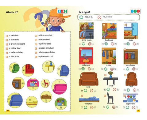 miniLUEK Practise Your English 2-3