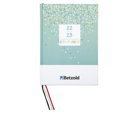 Betzold Kita-Planer 2019-2020 Hardcover