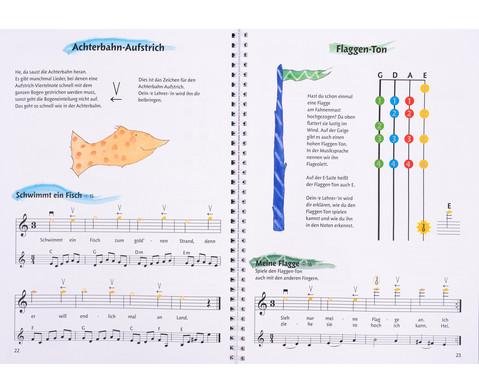 Buntes Geigenwunderland Band 3-5