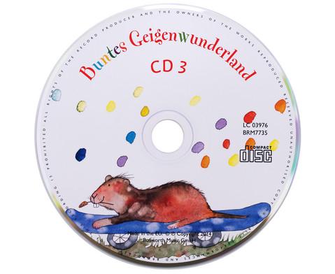 Buntes Geigenwunderland Band 3-7