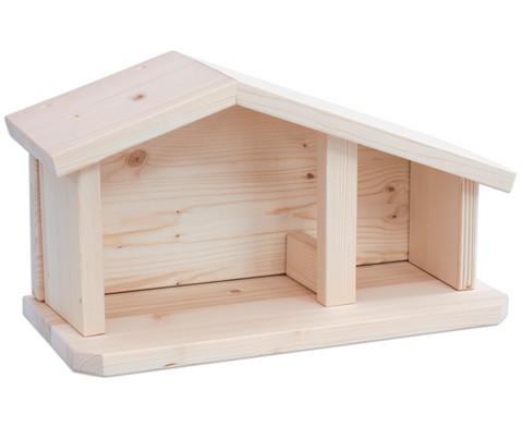 weihnachtskrippe bausatz. Black Bedroom Furniture Sets. Home Design Ideas