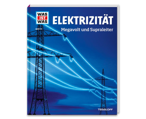 Was ist Was - Buch Elektrizitaet-1
