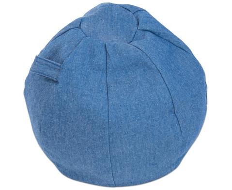 Sitzball Jeans