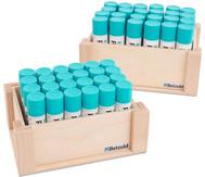 Holzkiste für Klebestifte, klein oder gross