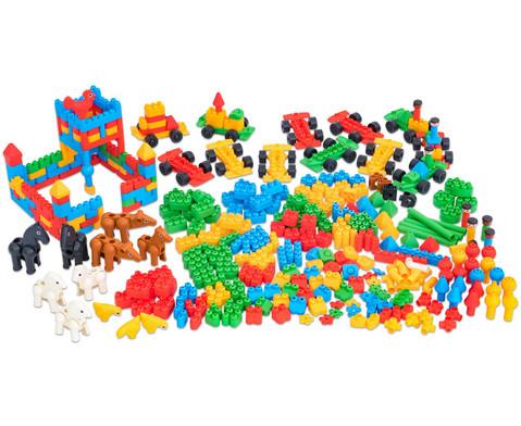Poly-M Freispiel-Set 500-teilig