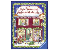 Mein Wimmel-Adventskalender 2018