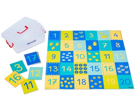 Zahlenraum 20 - Spielplane und Karten-1