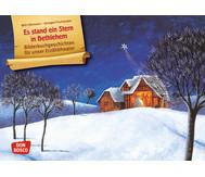 Bildkarten: Es stand ein Stern in Bethlehem