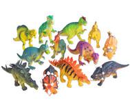Dinosaurier-Set, 12-teilig