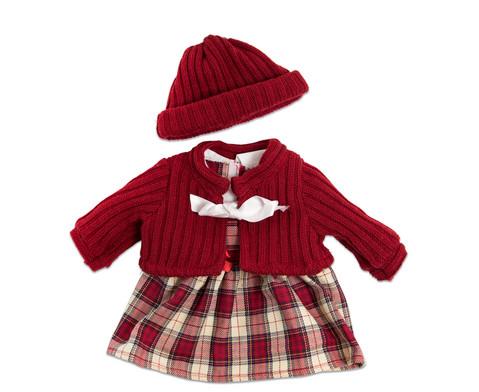 Puppenkleidung Winter Maedchen