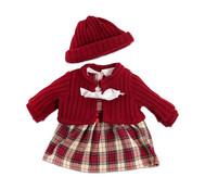 Puppenkleidung, Winter, Mädchen