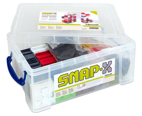 SNAP-X Grundpackung 300 Teile