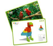Poly-M Tiere-Kartenset