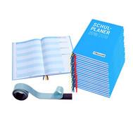 Spar-Set: 20 Betzold Schulplaner 2018/2019 + 20 m Magnetband
